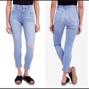 Free People Mara Skinny Jean